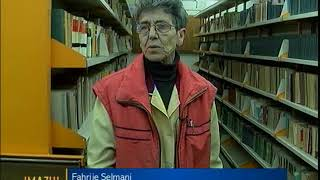 Imazhi i ditës - Kronikë - Biblioteka Kombëtare e Kosovës 20.02.2018