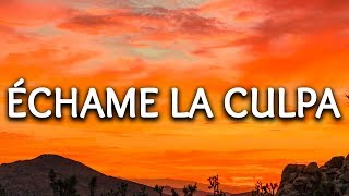 Video Luis Fonsi, Demi Lovato ‒ Echame La Culpa (Lyrics) download in MP3, 3GP, MP4, WEBM, AVI, FLV January 2017