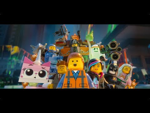 The Lego Movie (TV Spot 4)