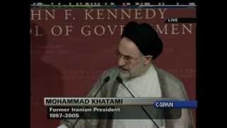 محمد خاتمی: اعدام درمان همجنس گرایی است
