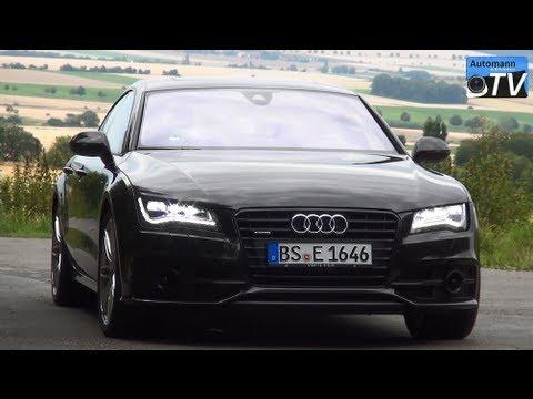 2013 Audi A7 3.0 BiTurbo TDI (313hp) - DRIVE & SOUND (1080p FULL HD)