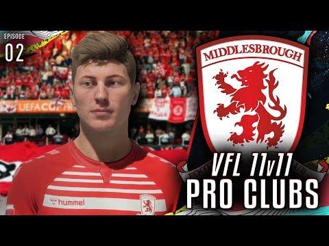 FIFA 20 Pro Clubs VFL | #2 | PREMIER LEAGUE STARTS! [11v11 Competitive]
