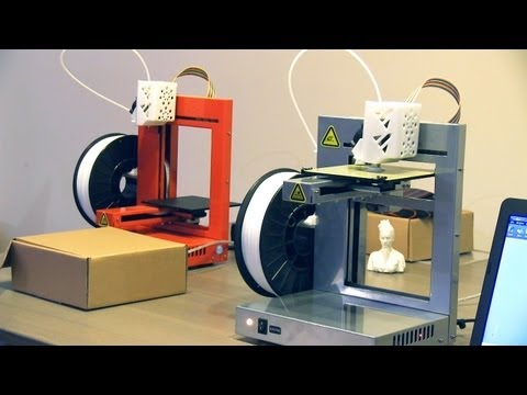 3d - Report from the iMakr store in London, the UK's first 3D printer store, and the largest 3D printer store in the world. More information on iMakr can be found...