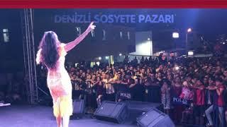 Denizli Sosyete Pazarı - Ebru Polat Konseri