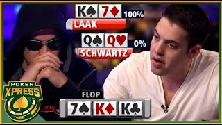 Video When you FLOP A FULL HOUSE and get action! - A poker video MP3, 3GP, MP4, WEBM, AVI, FLV Juni 2019