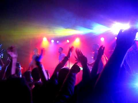 Shed Seven – Chasing Rainbows@ Rock City Nottingham 09/12/09