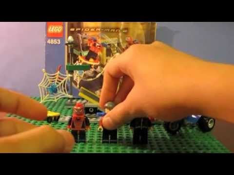 Video LEGO Spider-Man 2: 4853 Spider-Man's Street Chase Review download in MP3, 3GP, MP4, WEBM, AVI, FLV January 2017