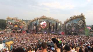 David Guetta - Bad Live @ Tomorrowland WE2 2014