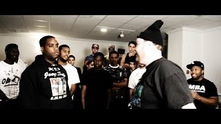 Massacre Battle Association | Chracks vs. DC Gunna