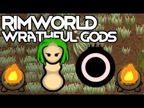 Human Hive and Their Vengeful Gods | Rimworld: Wrath of the Gods #1