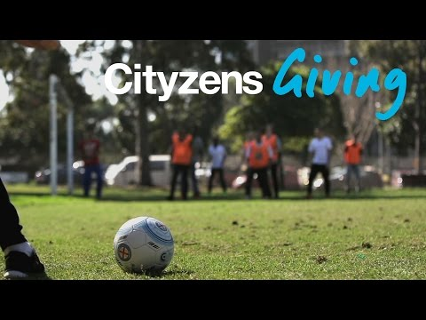 Video: Cityzens Giving in Melbourne | 'I Speak Football'