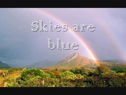 Over The Rainbow - Celtic Woman (with Lyrics)