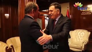 الجزائر تتصدر عن جدارة مشهد حل الازمة الليبية