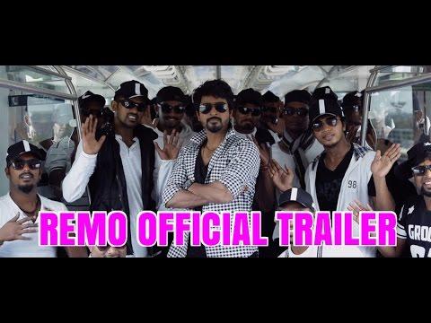 Remo official trailer|Sivakarthikeyan| Keerthy Suresh| Sathish| Anirudh|tamil movie updates