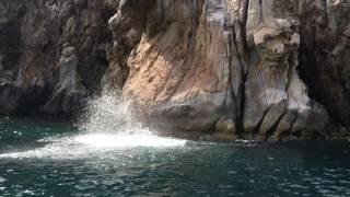 Video Plongeon du haut de l'ile de Nizla boulimat Bejaia MP3, 3GP, MP4, WEBM, AVI, FLV Januari 2019
