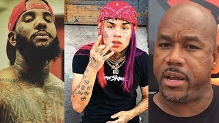 """Video The Game & Wack 100 Respond To 6IX9INE's Disses... """"This The Bum Y'all Let Call Himself KING OF NY?"""" MP3, 3GP, MP4, WEBM, AVI, FLV Oktober 2018"""