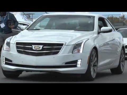 2015 Cadillac ATS Coupe Walkaround *Video*