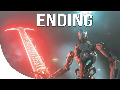 DOOM 4 - Ending And Final Boss Fight