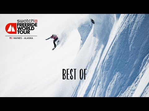 Freeride World Tour in Alaska 2016