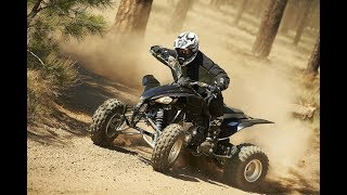 6. Yamaha YFZ450 movie (2017)
