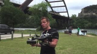 Colin Guinn Speaks About the New SOLO Drone From 3DR