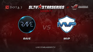 MVP Phoenix vs Rave, game 2