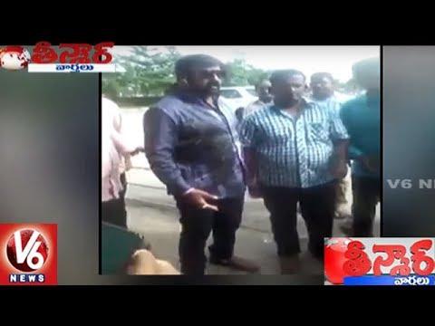 Balakrishna Fires on Fan | Paisa Vasool Movie Sets | Teenmaar News