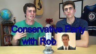 The Top 3 Conservative Leadership Candidates and one's Terrible!