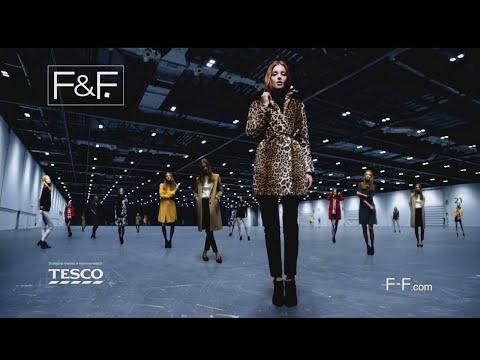 Tesco: F&F - jesie�/zima 2014