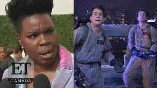 Nonton Leslie Jones Slams New    Ghostbusters    Sequel Film Subtitle Indonesia Streaming Movie Download