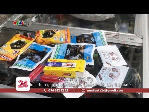 Cảnh báo thuốc diệt chuột tràn lan trên thị trường @ vcloz.com