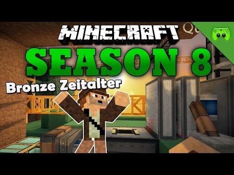 BRONZE ZEITALTER «» Minecraft Season 8 # 31 | HD