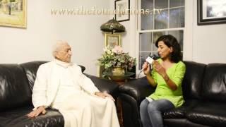 Ashok Singhal ji on The Foundations TV