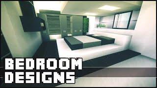 Minecraft - Bedroom Designs&Ideas