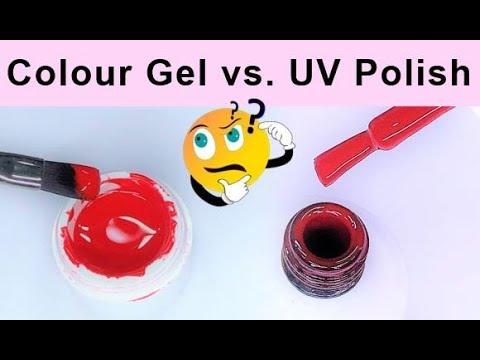 Nageldesign - Farbgel oder UV Lack - Was ist besser?