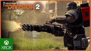 Tom Clancy's The Division 2:  Endgame Trailer | Ubisoft [NA]