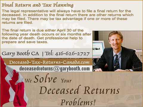 P36 Income Tax Preparation Services in Toronto  | backtaxescanada.ca