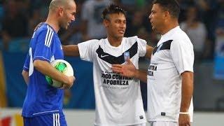 Video Ronaldo All Touches vs Zidane Friends 19/12/2012 MP3, 3GP, MP4, WEBM, AVI, FLV Agustus 2018