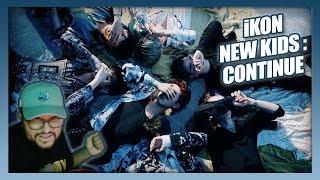 iKON - NEW KIDS : CONTINUE FIRST LISTEN!!!   PREACH THAT SH*T HANBIN!!!