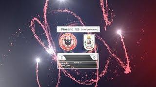 Dilettanti - Eccellenza, highlights Fiorano-Casalgrandese 2-0