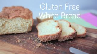 How to Make Gluten Free White Bread