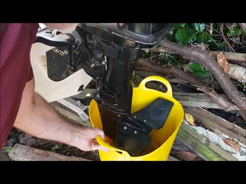THERMOSTAT TEST ON MY 15HP OUTBOARD