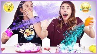 Alfabe Slime Challenge Balondan Ne Çıkarsa Slaym Eğlenceli Çocuk Videosu Dila Kent
