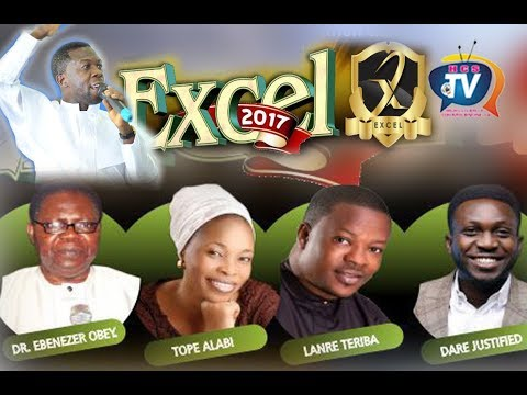Ebenezer Obey, Lanre Teriba, Tope Alabi, Live Performance At Excel 2017