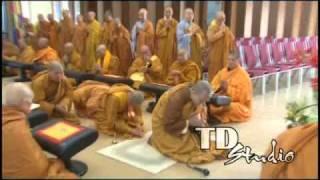 Lễ Chiêm Bái Phật Ngọc Tại Tv Minh Đăng Quang Houston, Texas - Part 1
