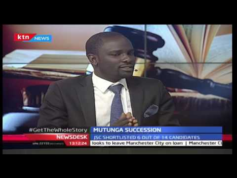 Advocate Duncan Okach interprets the High Court Judge George Odunga's prohibition and what it means