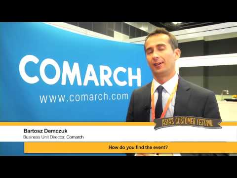Testimonial from Comarch