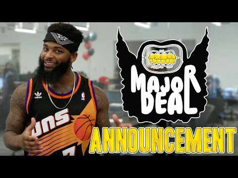 Major Deal Movie Debut ft. King Keraun | All Def