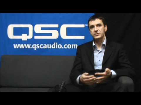QSC K10 videoriport