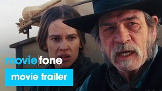 'The Homesman' Trailer (2014): Tommy Lee Jones, Hilary Swank